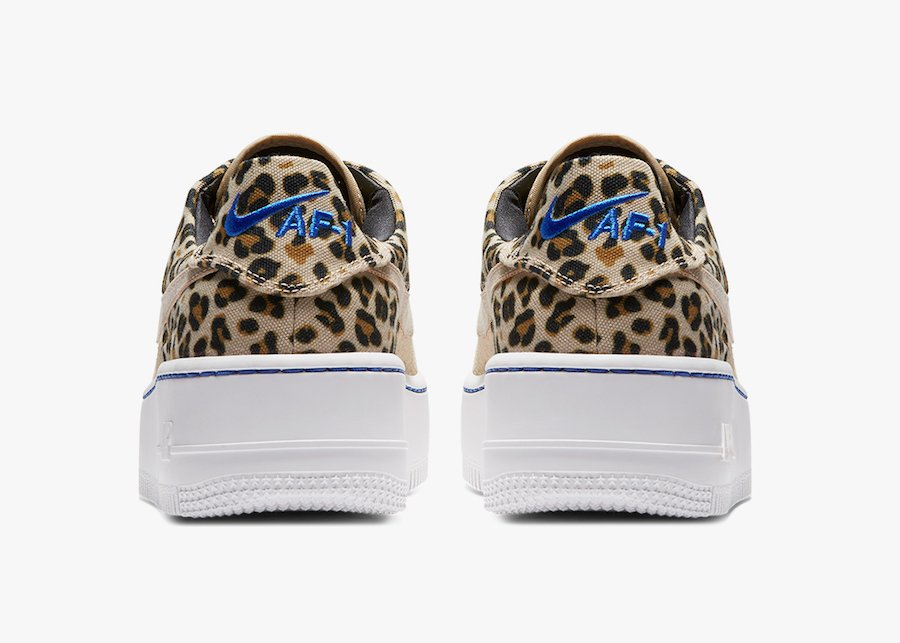 Nike Air Force 1 Sage Leopard BV1979-200 Release Date