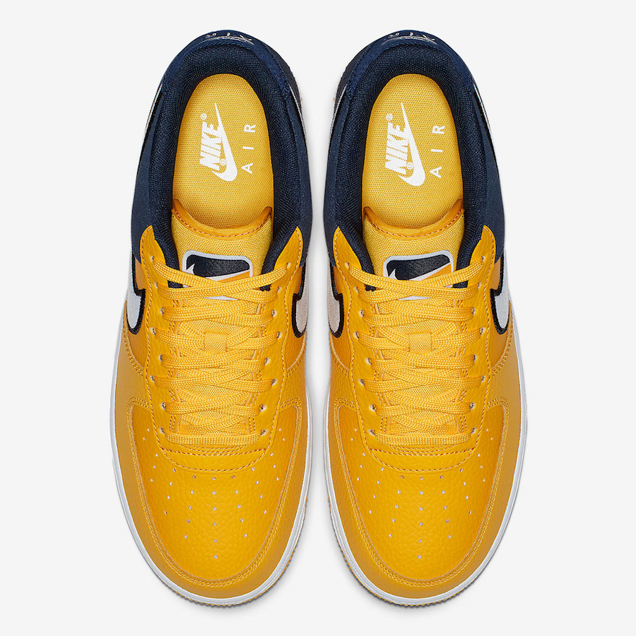 Nike Air Force 1 Yellow AO2439-700
