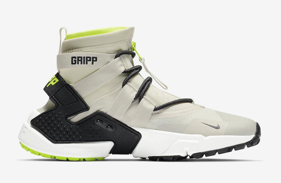 Nike Air Huarache Gripp Light Orewood Brown AO1730-100 Release Date