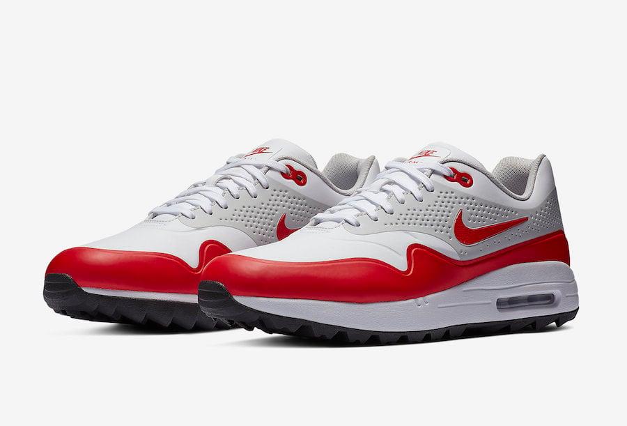 Nike Air Max 1 Golf AQ0863-100 Release Date