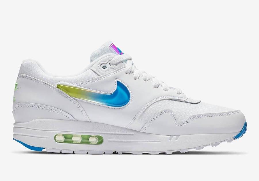 Nike Air Max 1 Jewel AO1021-101 Release Date  807c2ef20