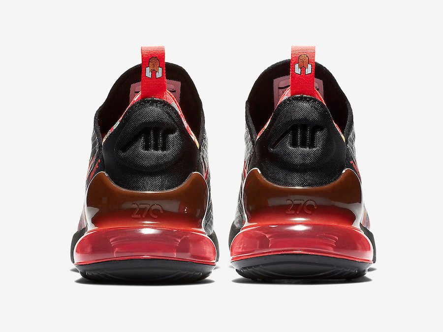 Nike Air Max 270 CNY Chinese New Year BV6650-016 Release Date