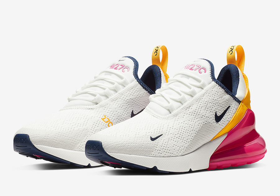 new styles 1bc64 8c689 Nike Air Max 270 Laser Fuchsia AH6789-106 Release Date