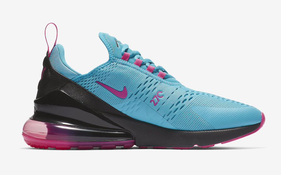 Nike Air Max 270 South Beach BV6078-400 Release Date