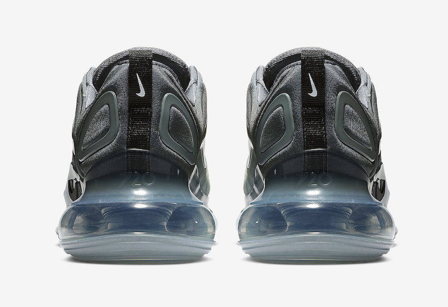 Nike Air Max 720 Carbon Grey AO2924-002 Release Date