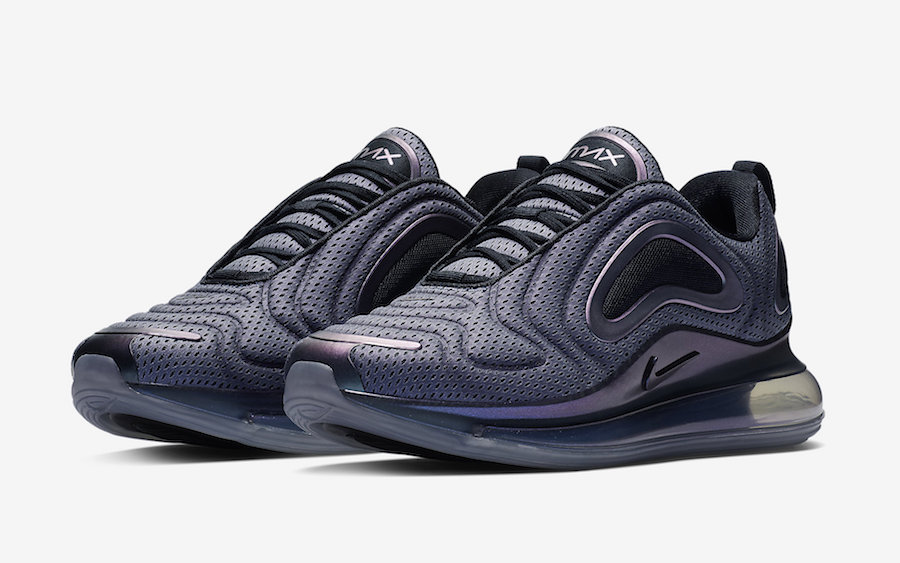 Nike Air Max 720 Northern Lights Night AO2924-001 Release Date