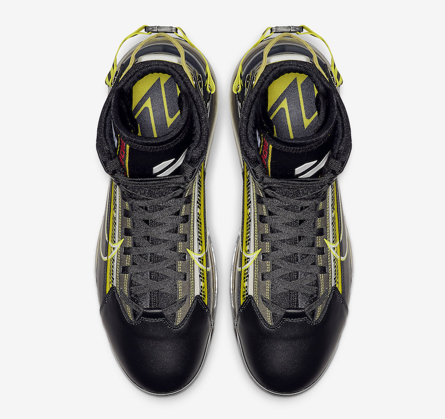 Nike Air Max 720 Saturn BV7786-001 Release Date