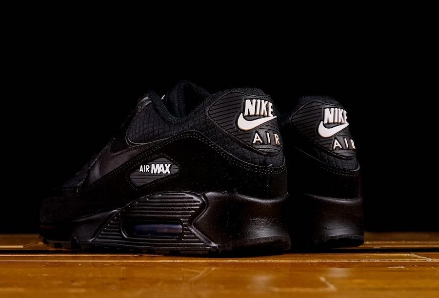 Nike Air Max 90 Black White AJ1285-019