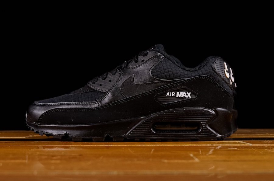 Nike Air Max 90 Black White Aj1285 019 Release Info Sneakerfiles