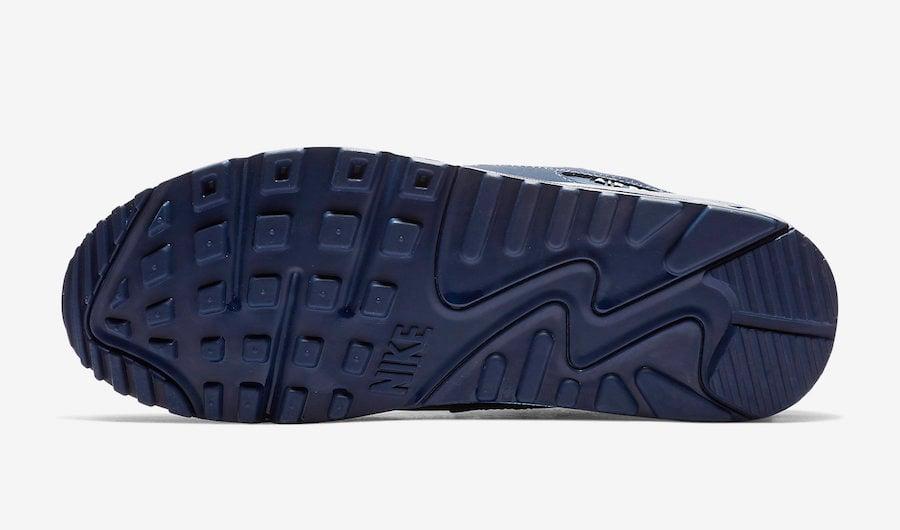 Nike Air Max 90 Essential Midnight Navy AJ1285-404