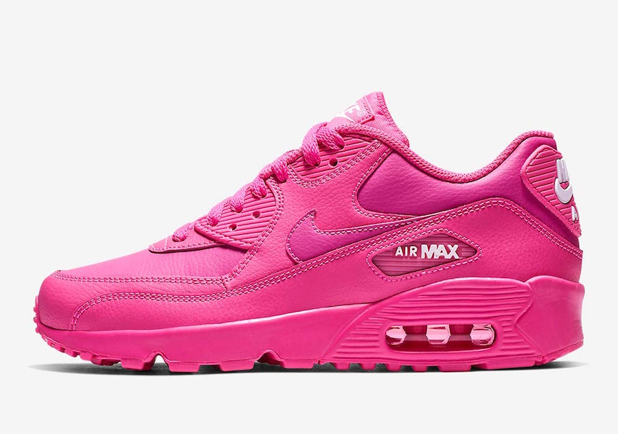 Nike Air Max 90 Laser Fuchsia 833376-603