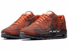 Nike Air Max 90 Mars Landing Mars Stone Magma Orange Release Date