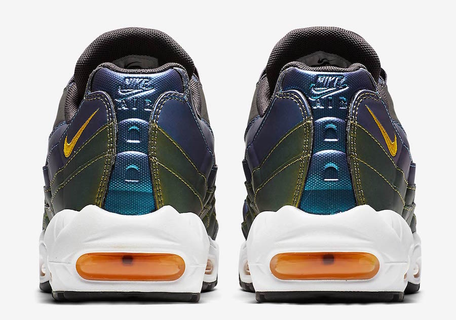 Nike Air Max 95 538416-022 Release Date
