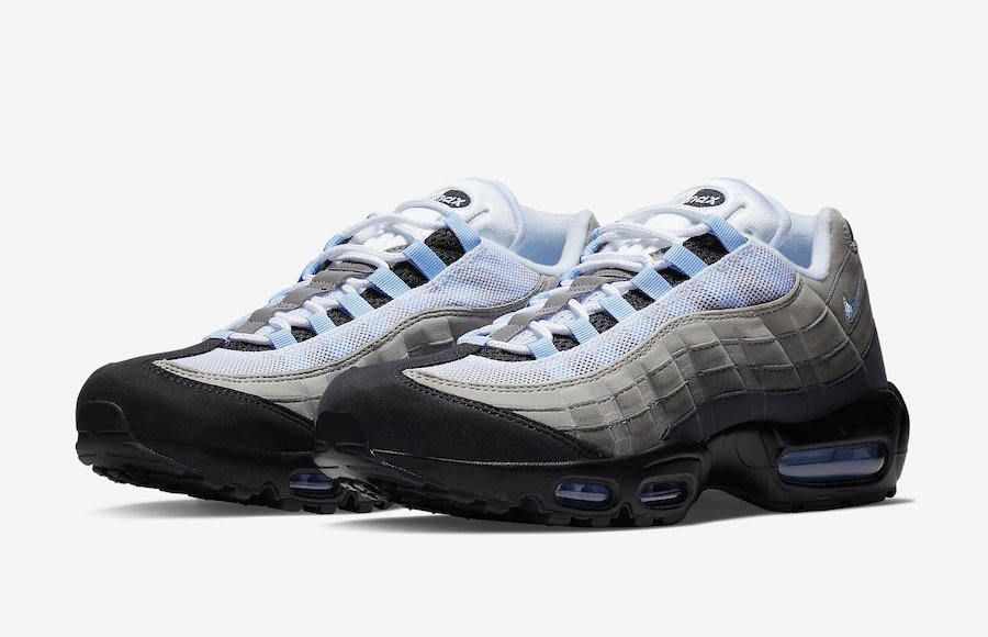 6a0f569347968 Nike Air Max 95 Aluminum CD1529-001 Release Date | SneakerFiles