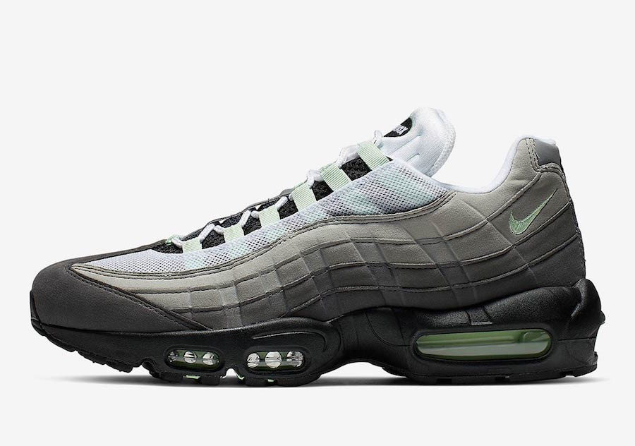 Nike Air Max 95 Fresh Mint CD7495-101 Release Date