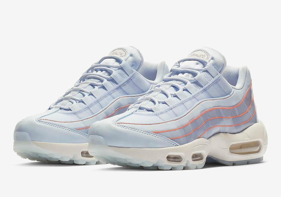 Nike Air Max 95 Half Blue 918413 400 Release Date | SneakerFiles
