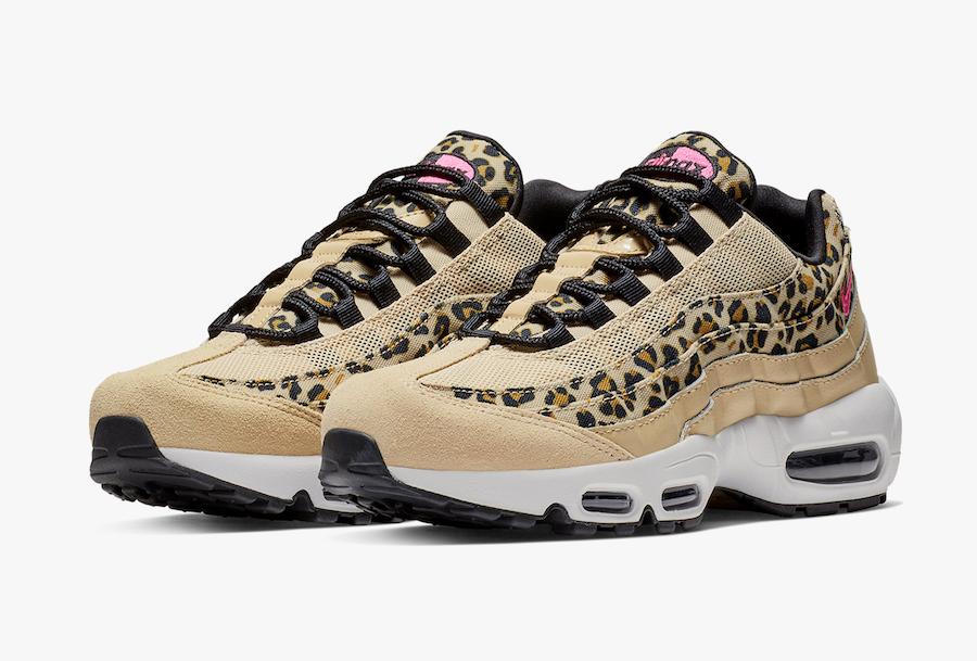 Nike Air Max 95 Leopard CD0180-200 Release Date