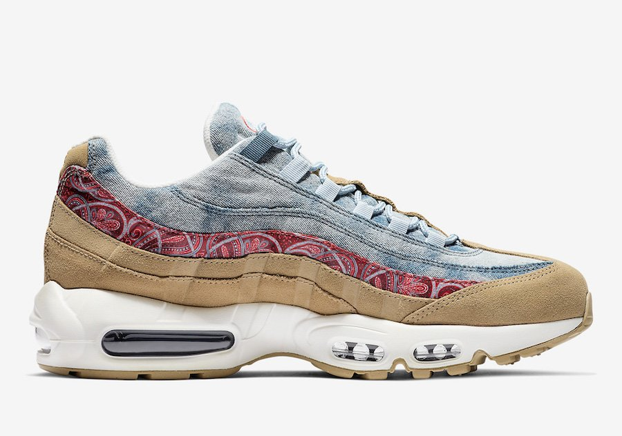 Nike Air Max 95 Wild West BV6059-200 Release Date