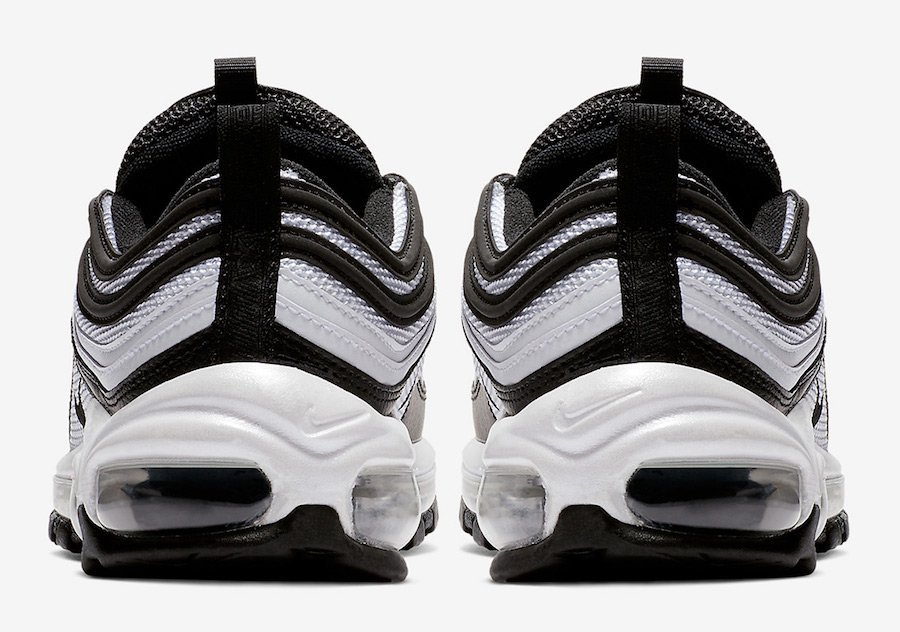 Nike Air Max 97 Black White 921733-016 Release Date