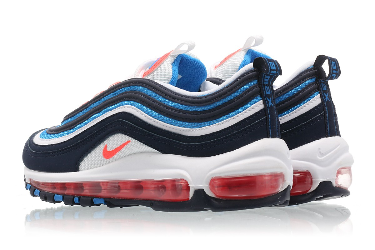 Nike Air Max 97 Bright Crimson Photo Blue BQ7551-100 Release Date