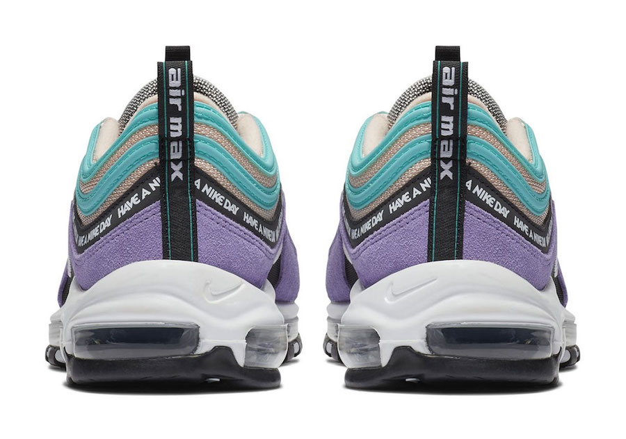 Nike Air Max 97 Have A Nike Day Purple Teal