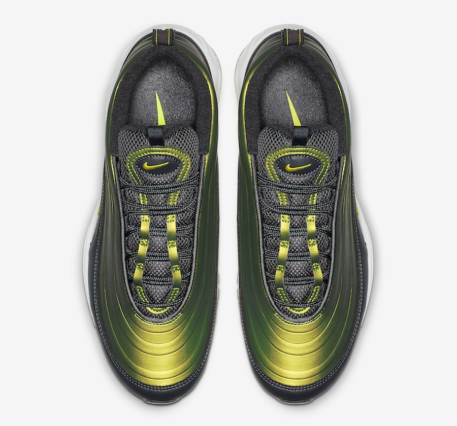 5bf10fd99ec Nike Air Max 97 LX Anthracite Amarillo AV1165-002 Release Date ...