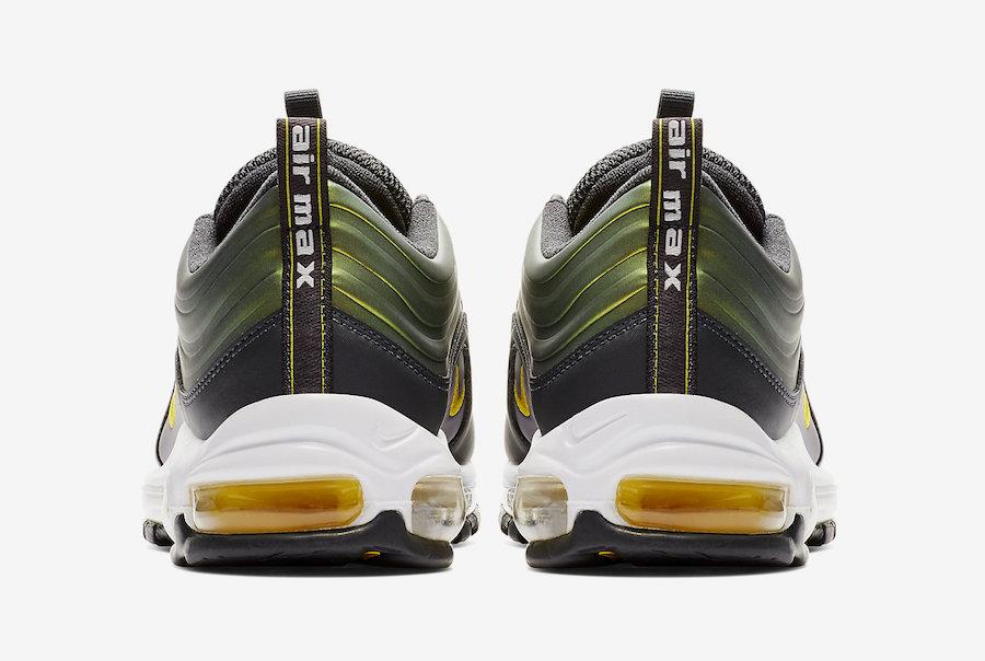 Nike Air Max 97 LX Anthracite Amarillo AV1165-002 Release Date