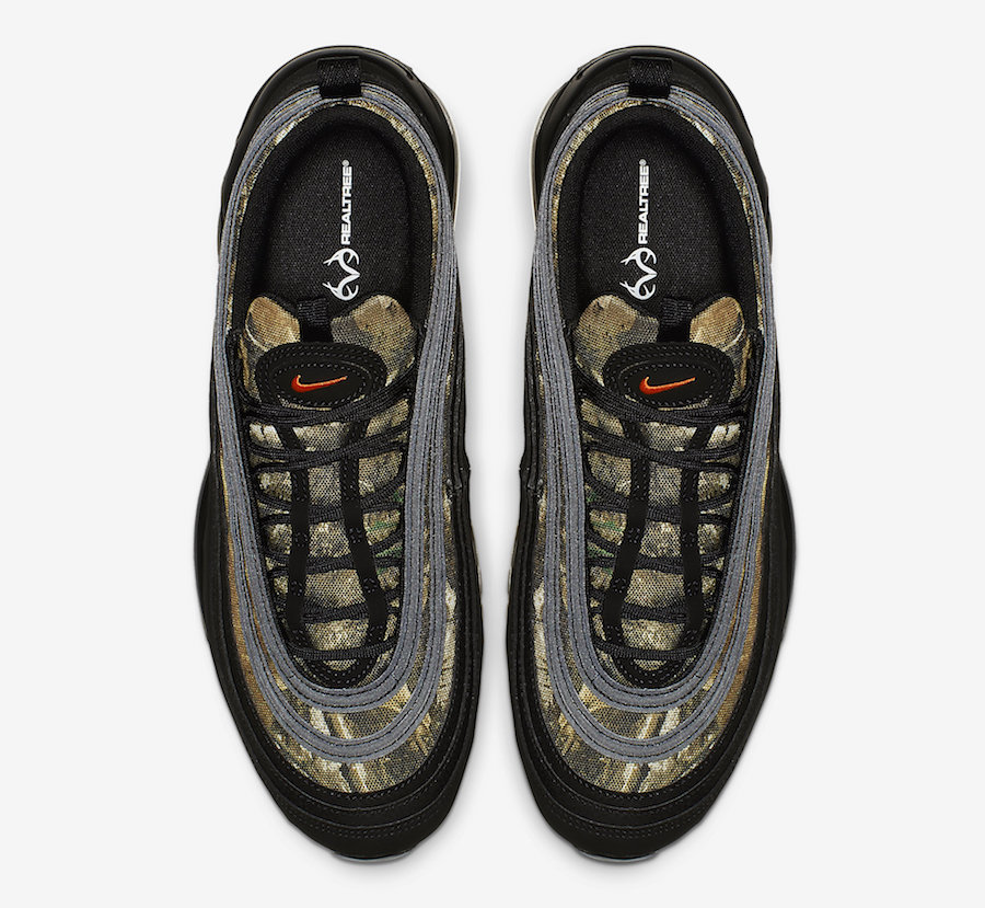 Nike Air Max 97 Realtree Camo BV7461-001 Release Date