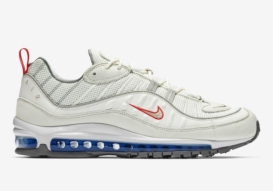 Nike Air Max 98 Summit White CD1538-100 Release Date
