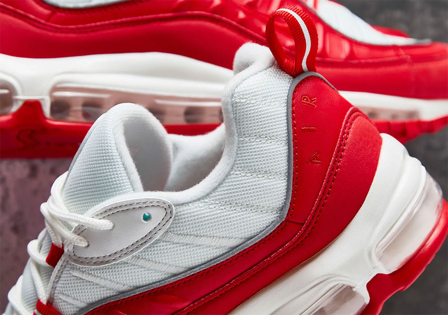 Nike Air Max 98 University Red 640744 602 Release Date