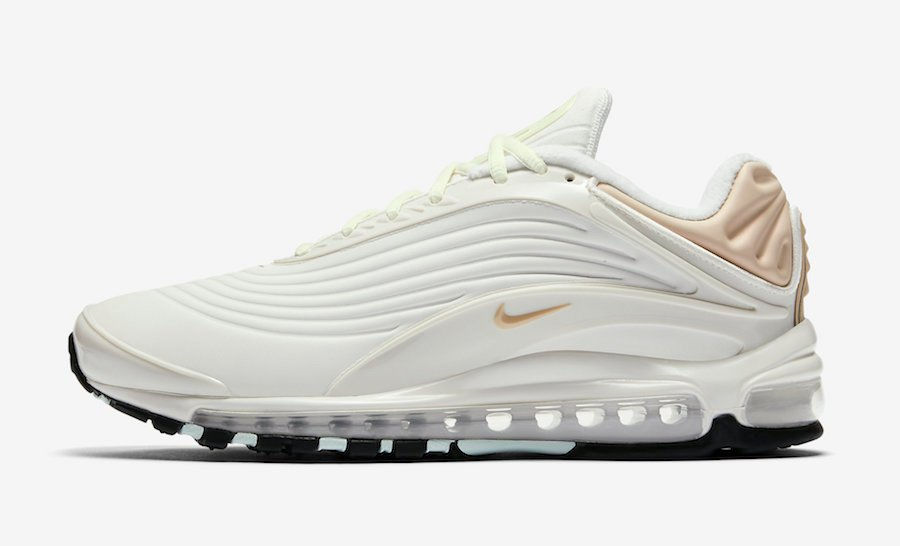 Nike Air Max Deluxe Sail AO8284-100 Release Date