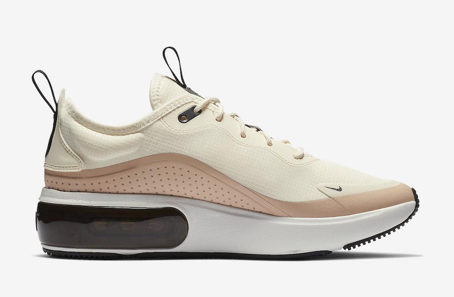 Nike Air Max Dia Pale Ivory AQ4312-101 Release Date