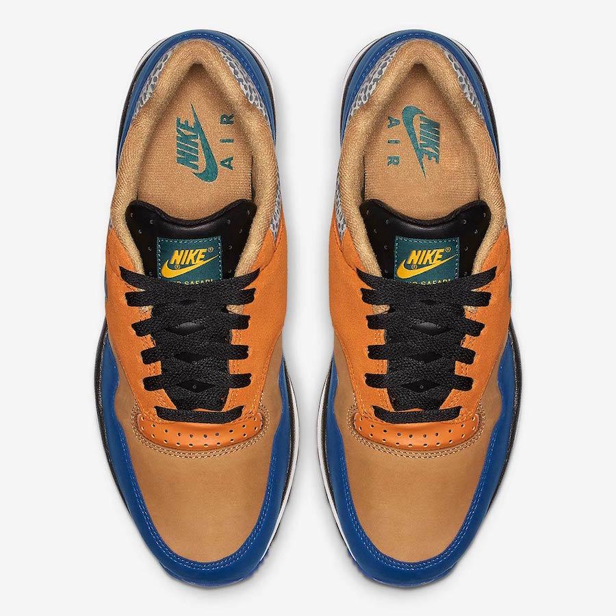 Nike Air Safari Atmos Blue BQ8418-800 Release Date
