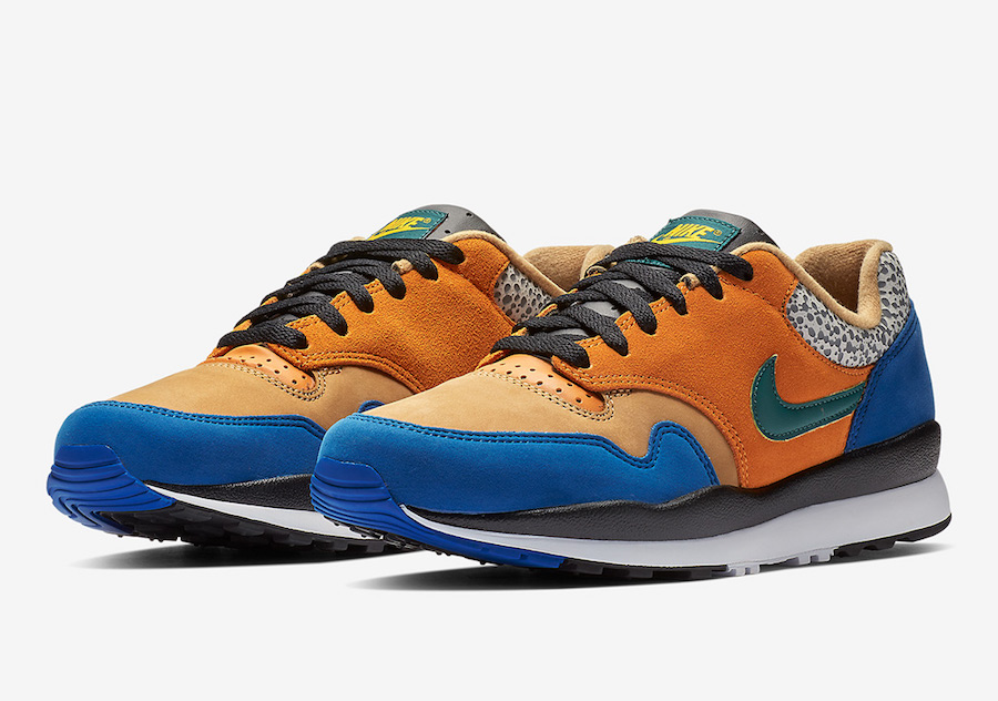 Nike Air Safari Atmos Blue BQ8418-800 Release Date