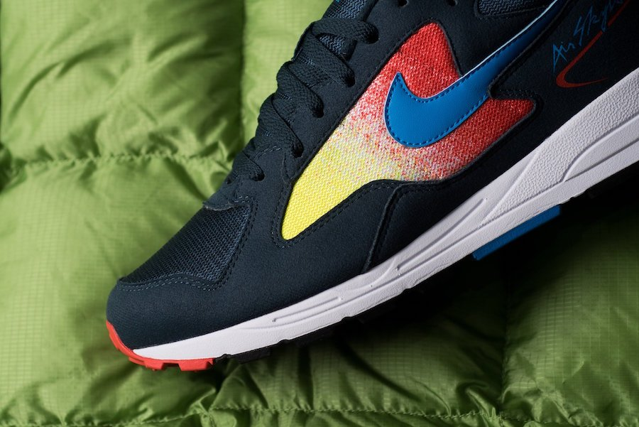 Nike Air Skylon 2 Navy Multicolor AO1551-400 Release Date