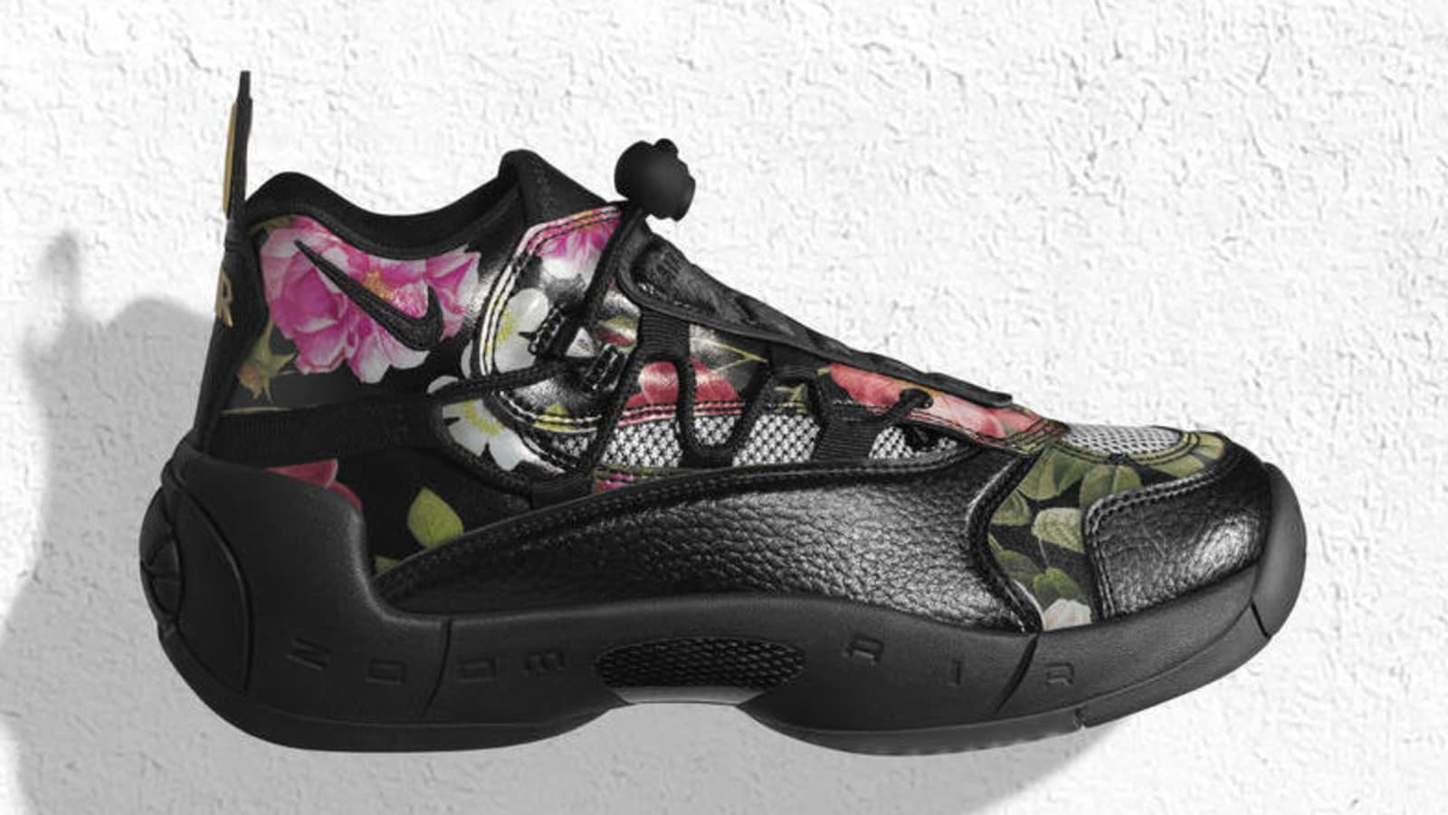 Nike Air Swoopes 2 Floral Pack
