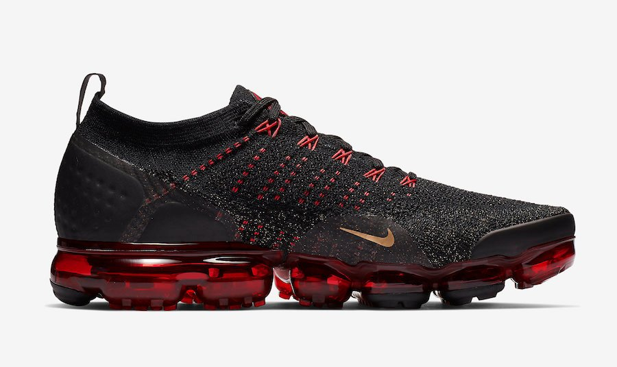 Nike Air VaporMax 2.0 CNY Chinese New Year BQ7036-001 Release Date