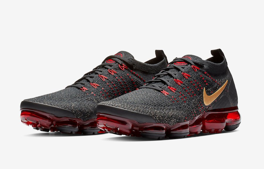 1fd14021635 Nike Air VaporMax 2.0 CNY Chinese New Year BQ7036-001 Release Date ...