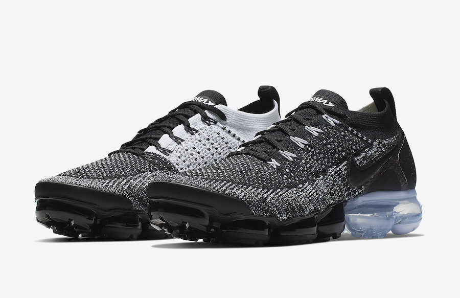 the best attitude 793fc 0560d Nike Air VaporMax 2.0 Oreo Black White 942842-016 Release ...