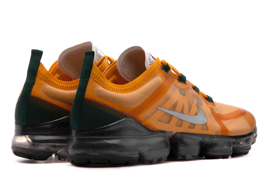 Nike Air VaporMax 2019 Canyon Orange AR6631-700 Release Date
