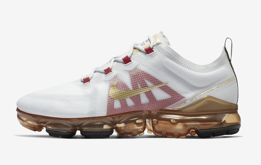 Nike Air VaporMax 2019 CNY Chinese New Year BQ7038-001 Release Date