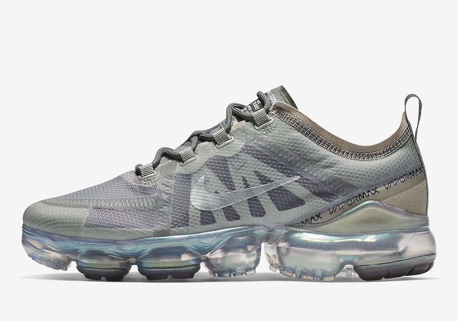 Nike Air VaporMax 2019 Mineral Spruce AT6817-300 Release Date
