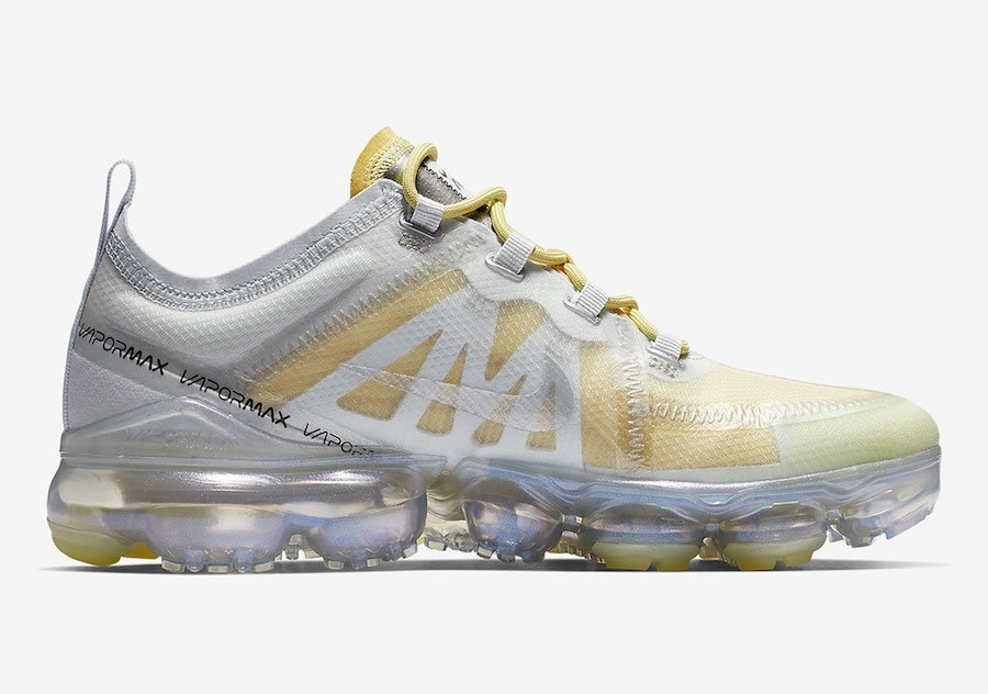 Nike Air VaporMax 2019 Premium Celery AT6817-301 Release