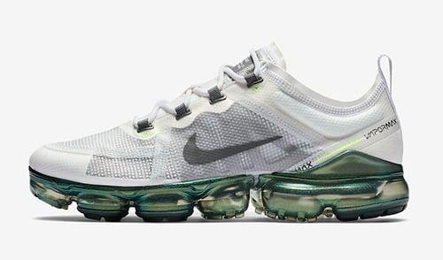 Nike Air VaporMax 2019 PRM White Lime Blast AT6810-100