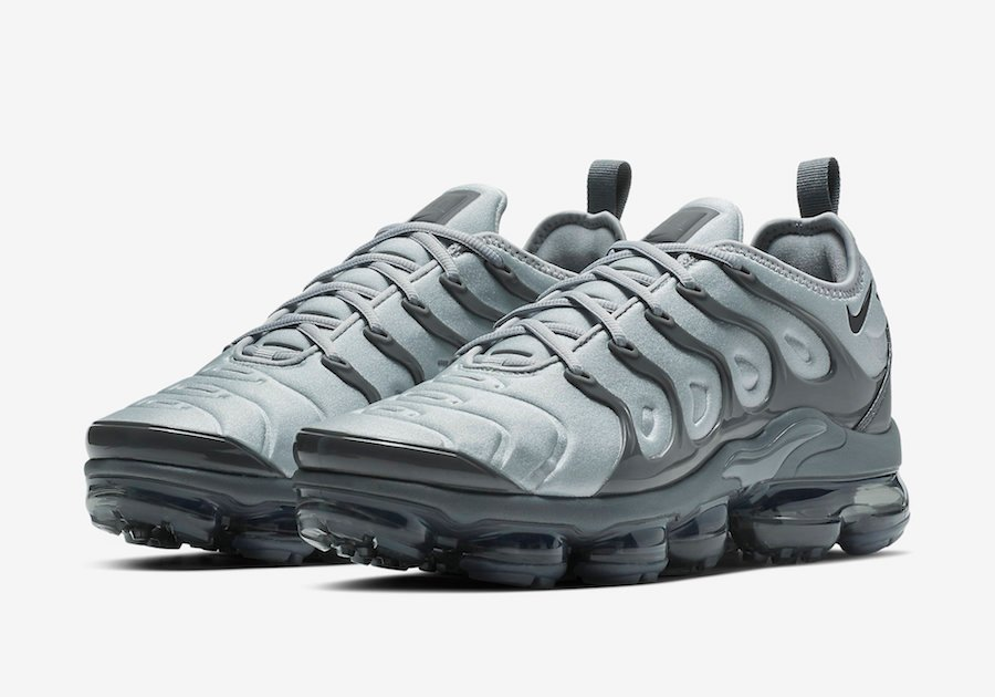 93a4ff06df2 Nike Air VaporMax Plus Wolf Grey 924453-016 Release Date