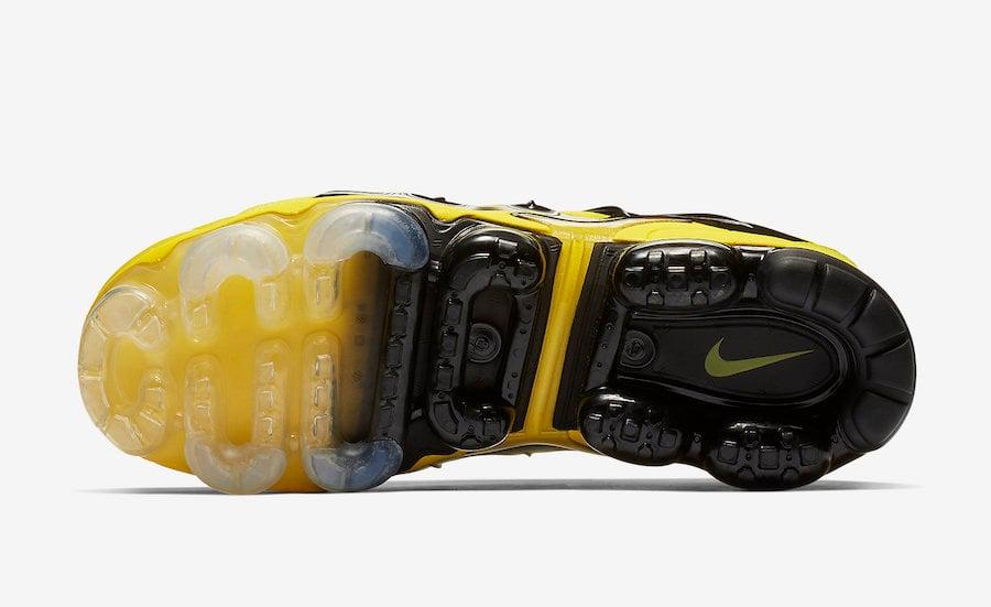 Nike Air VaporMax Plus Yellow Black BV6079-700 Release Date