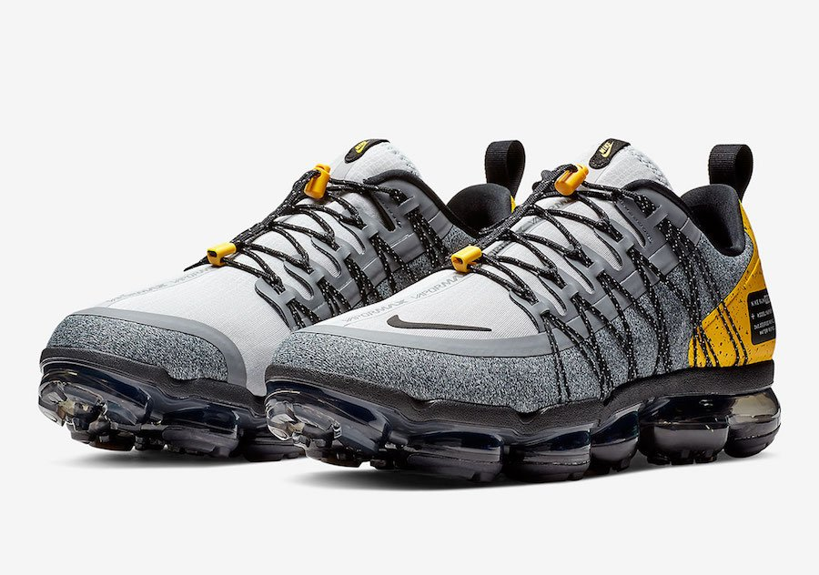 2747219a173 Nike Air VaporMax Run Utility Wolf Grey Amarillo AQ8810-010 ...
