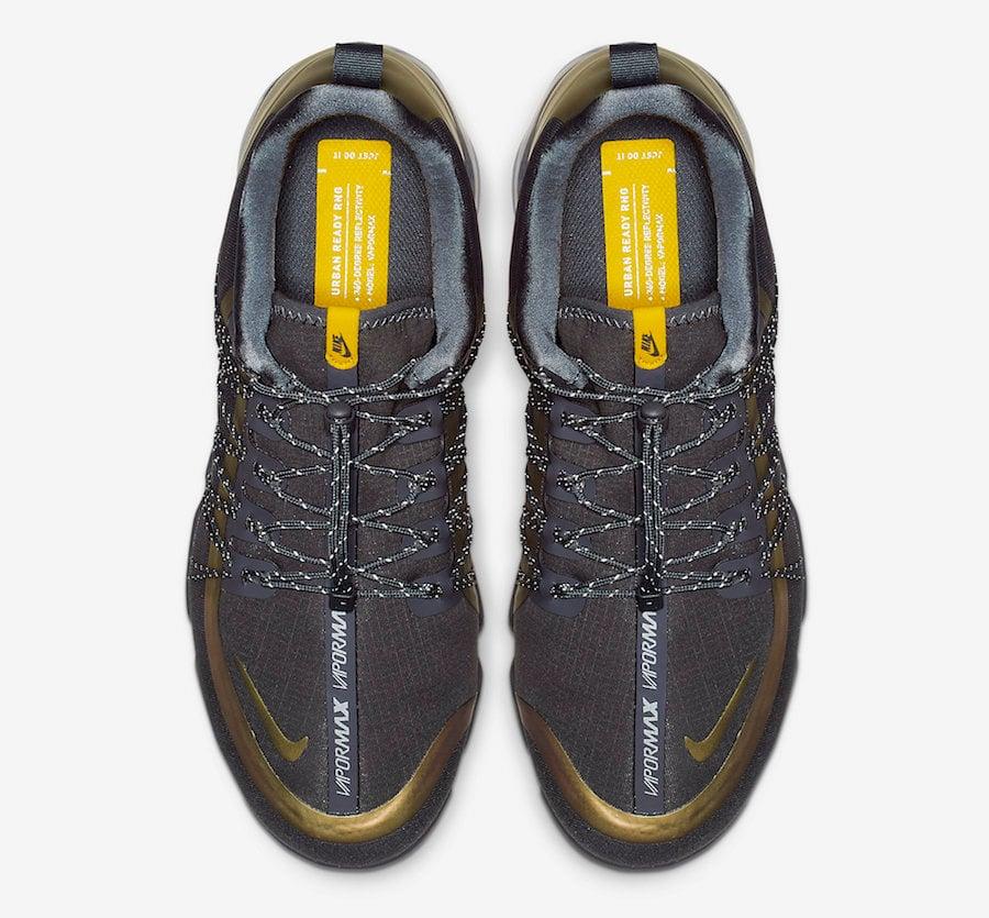 Nike Air VaporMax Utility Dark Grey AQ8810-008 Release Date