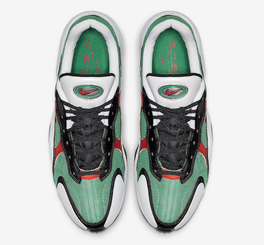 Nike Air Zoom Alpha Lucid Green Habanero Red BQ8800-300 Release Date