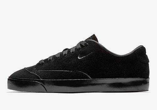 Nike Blazer City Low Triple Black